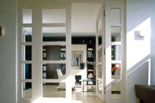 G10 double door with 2 sidelights  by  Bartels