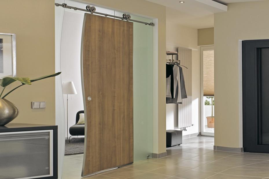 Sliding door with MWE stystem Duplex S