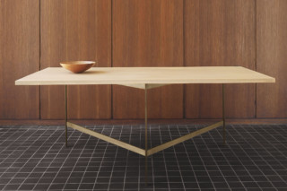 CB-331 Plank Table  by  BassamFellows