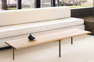 CB-332 Plank Coffee Table  by  BassamFellows