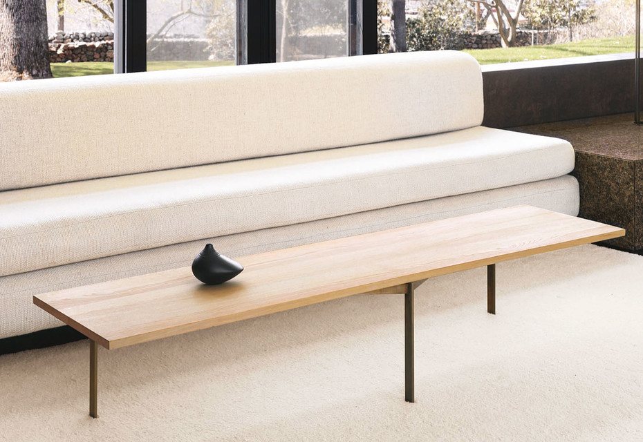 CB-332 Plank Coffee Table