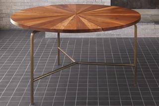 CB-35 Circular Dining Table  by  BassamFellows