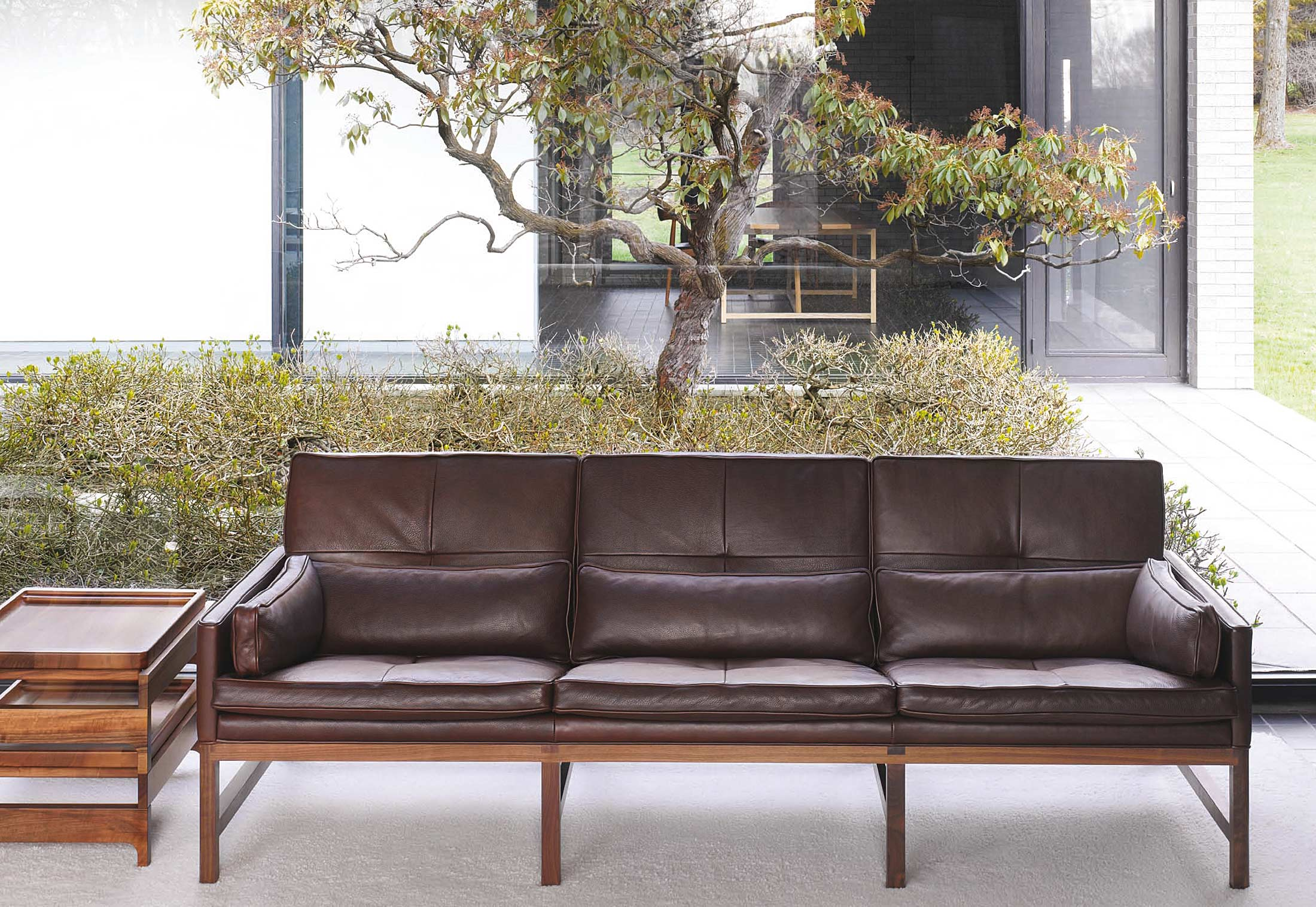 ... CB 53 Low Back Sofa ...
