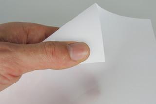 Makrofol® DE 1-4 white  by  Bayer MaterialScience
