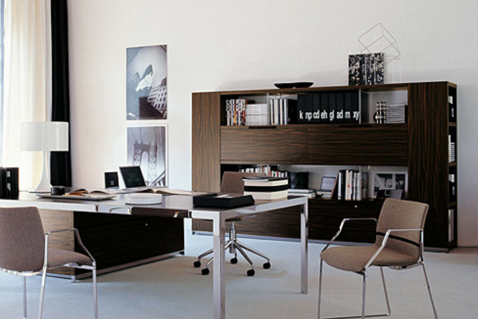 ac executive von b b italia stylepark. Black Bedroom Furniture Sets. Home Design Ideas