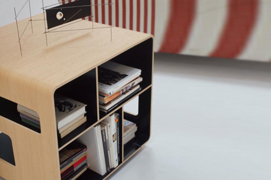 ARNE Bücherregal klein