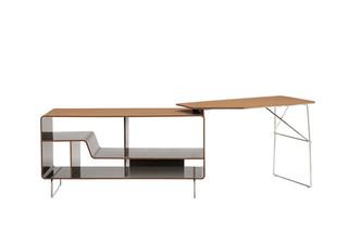 ARNE Desk-Bookcase-System  by  B&B Italia