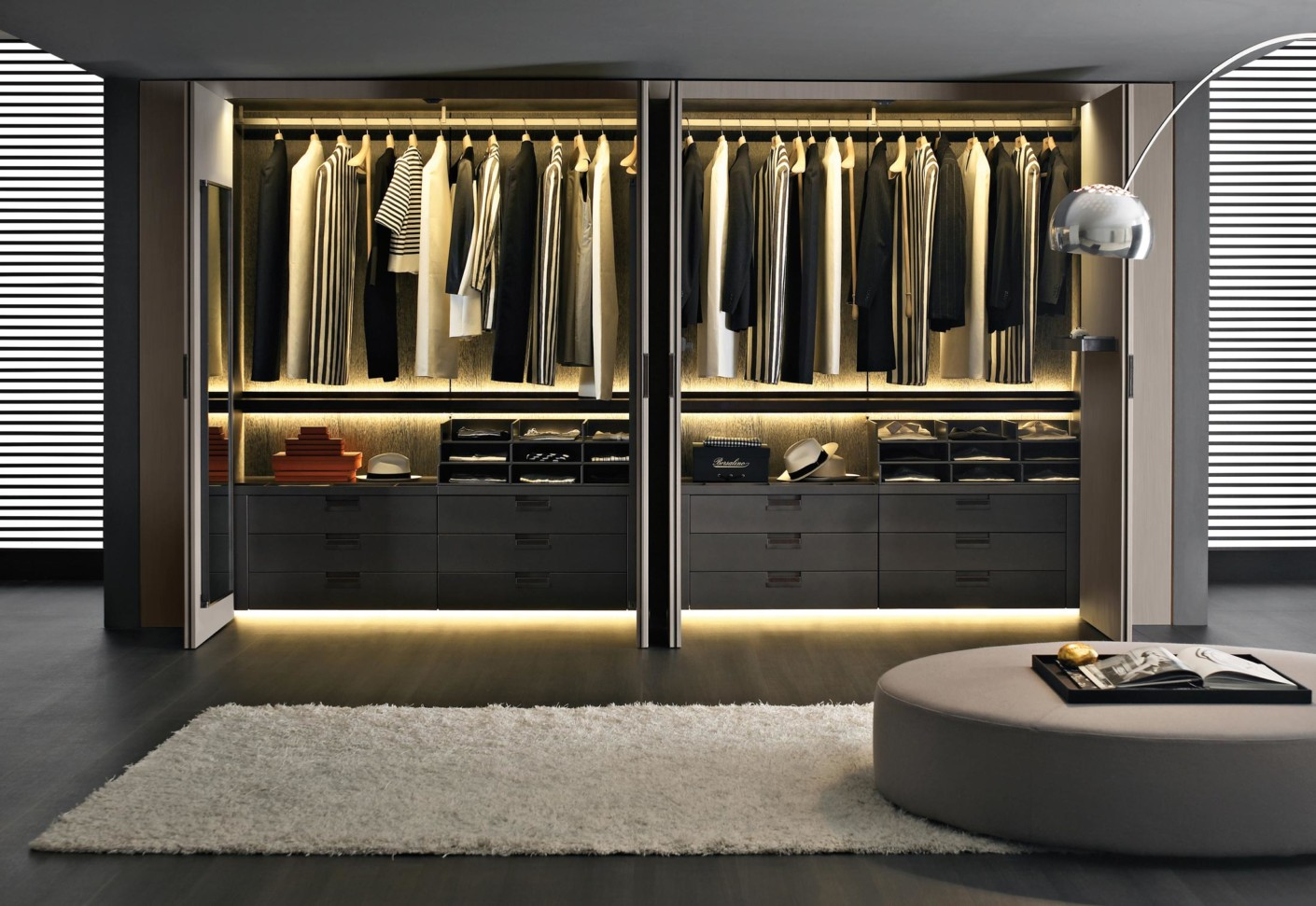Backstage Wall Closet By B Amp B Italia Stylepark