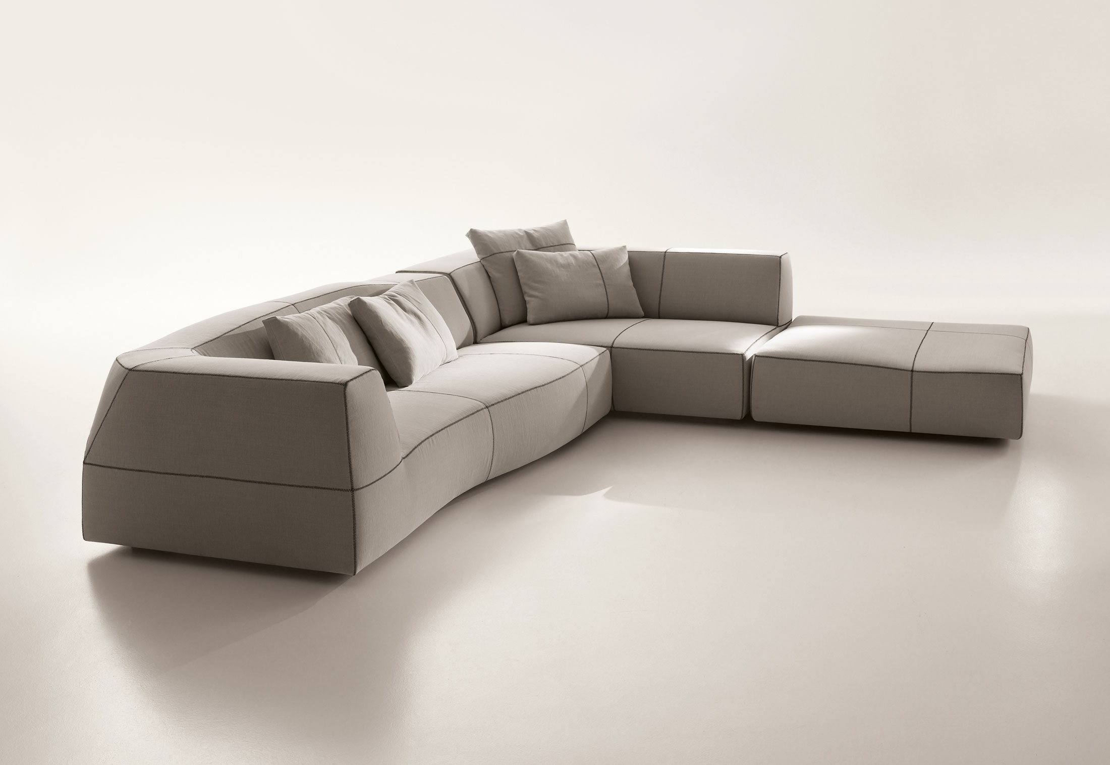 BEND SOFA by B&B Italia | STYLEPARK