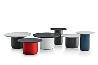 BUTTON TABLES  by  B&B Italia