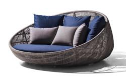 CANASTA Circular Sofa by B&B Italia | STYLEPARK