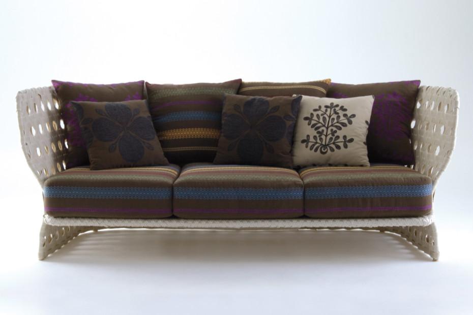 CANASTA '13 Sofa Lowback