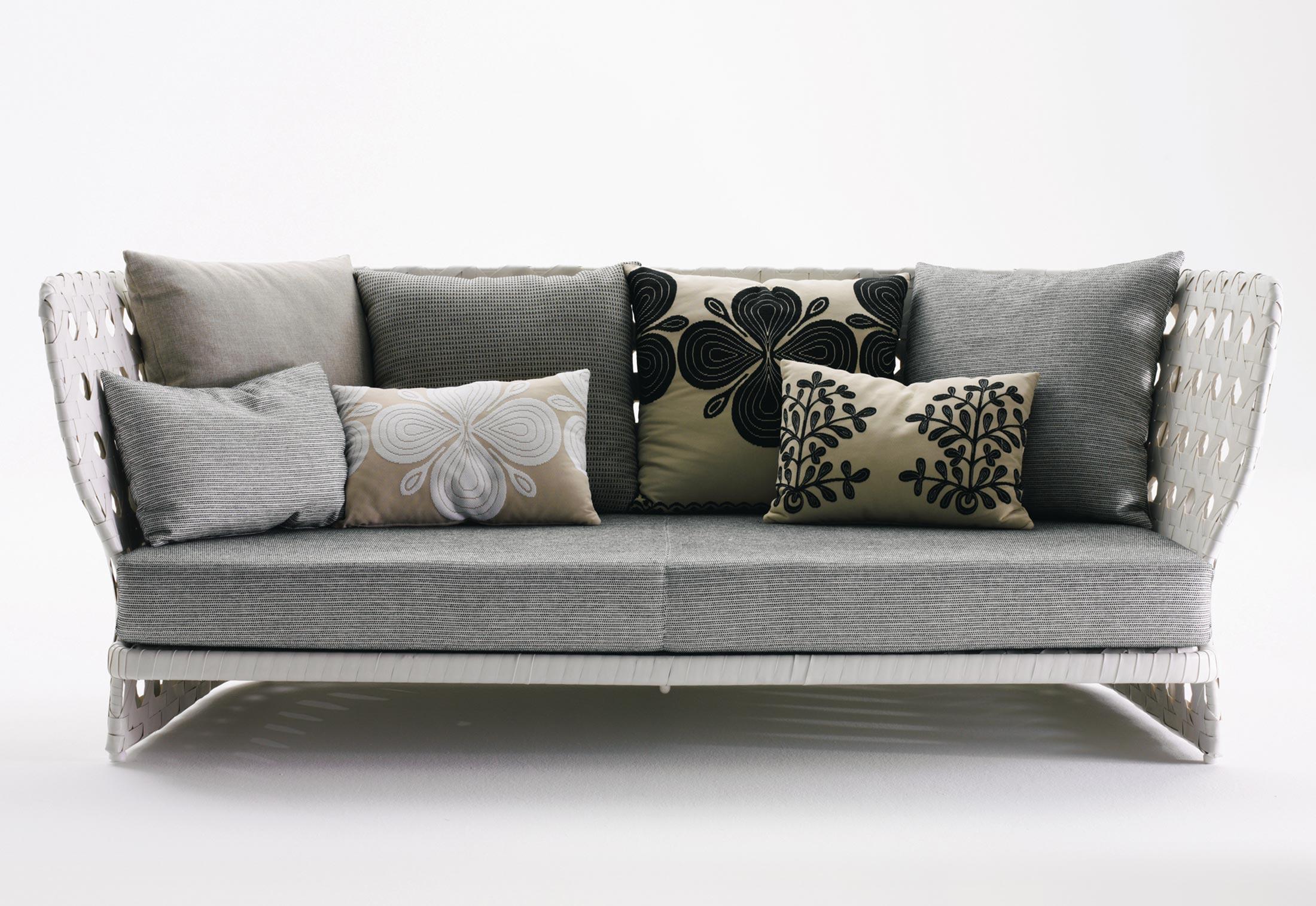 ... CANASTA U002713 Sofa Lowback ...