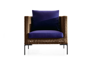 CHARLES OUTDOOR Armchair  by  B&B Italia