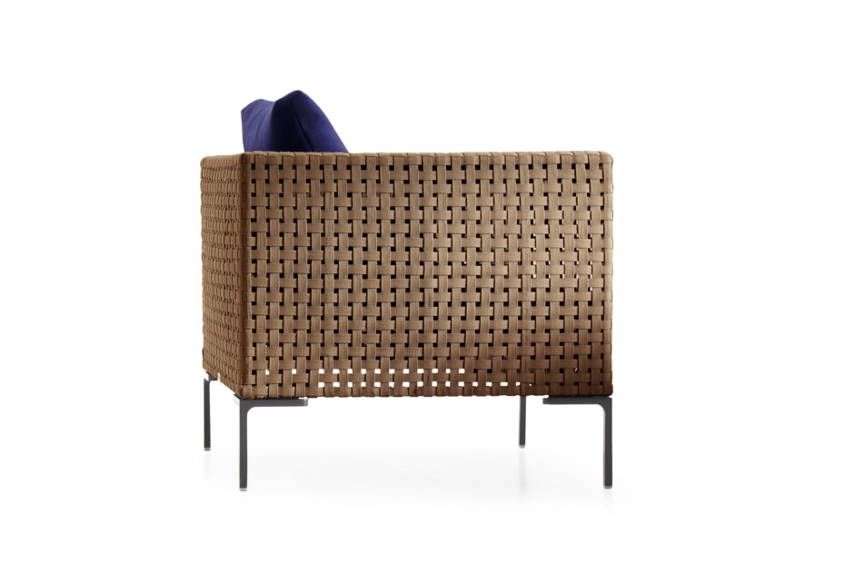 CHARLES OUTDOOR Armchair