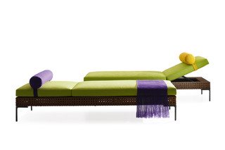 CHARLES OUTDOOR Divan Bed  by  B&B Italia