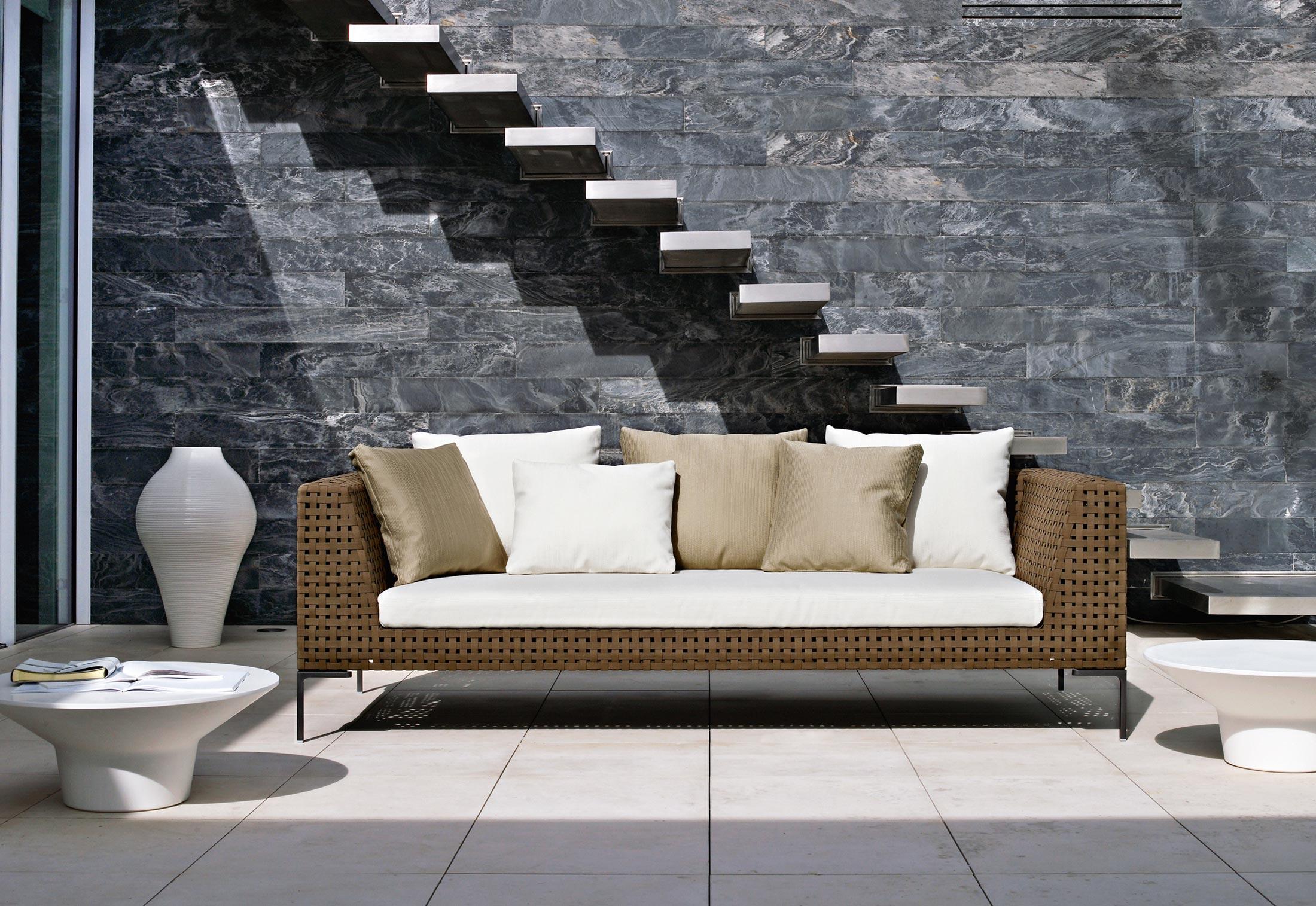 Astounding Charles Outdoor Sofa By Bb Italia Stylepark Ibusinesslaw Wood Chair Design Ideas Ibusinesslaworg