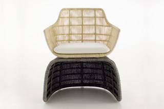 CRINOLINE Sessel mit Armlehnen  von  B&B Italia