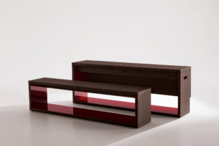 FRANK Low Table  by  B&B Italia