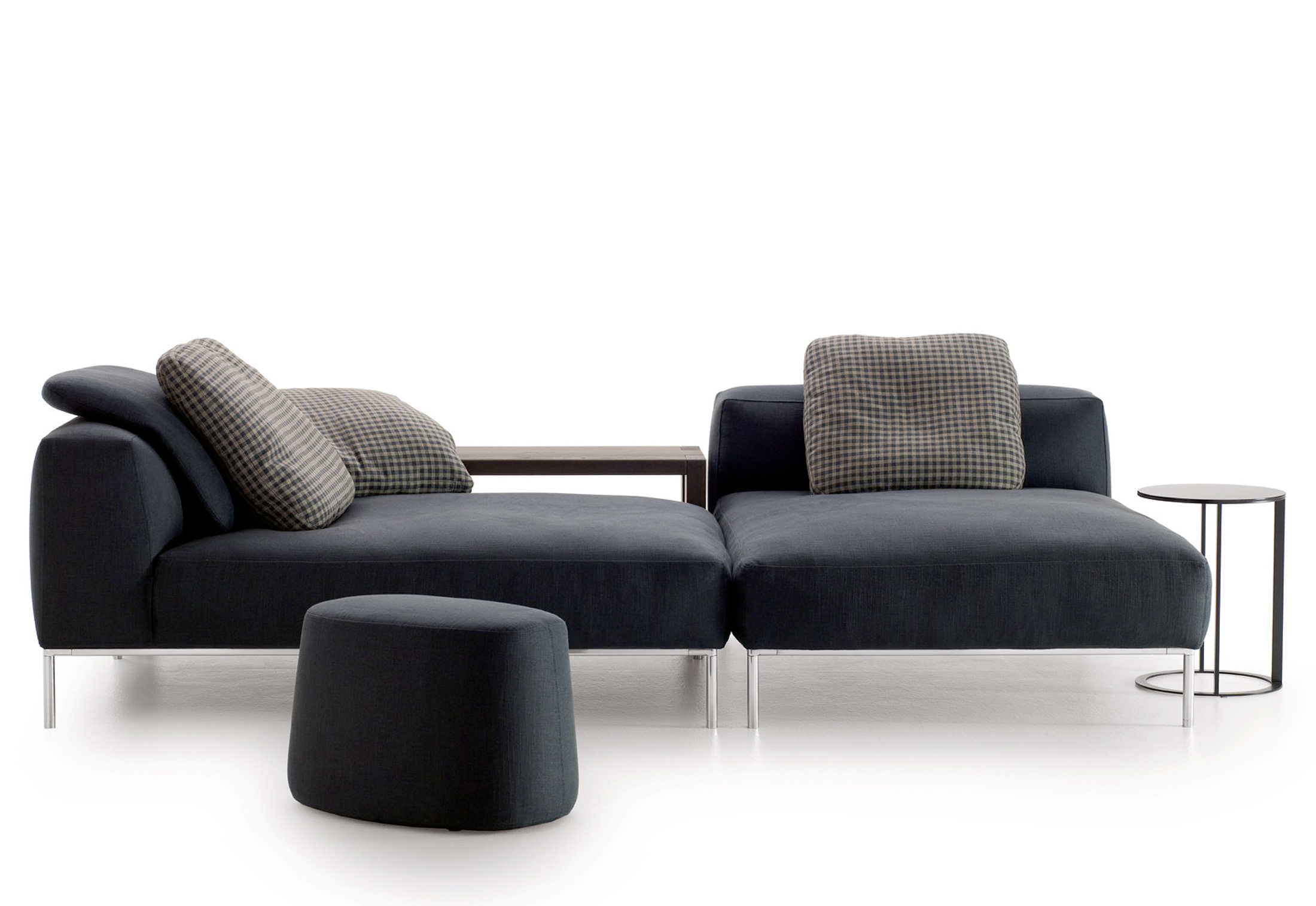 Frank pouf by b b italia stylepark for B and b italia