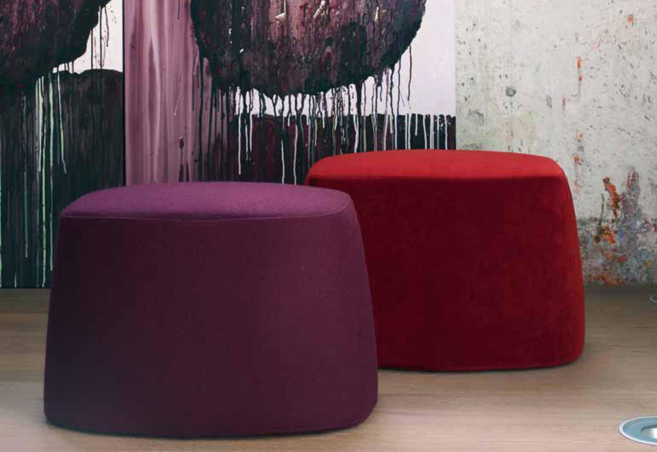 Frank Pouf By B Amp B Italia Stylepark