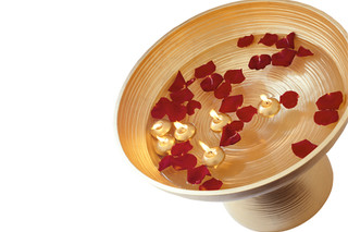 GOLD COLLECTION bowl  by  B&B Italia