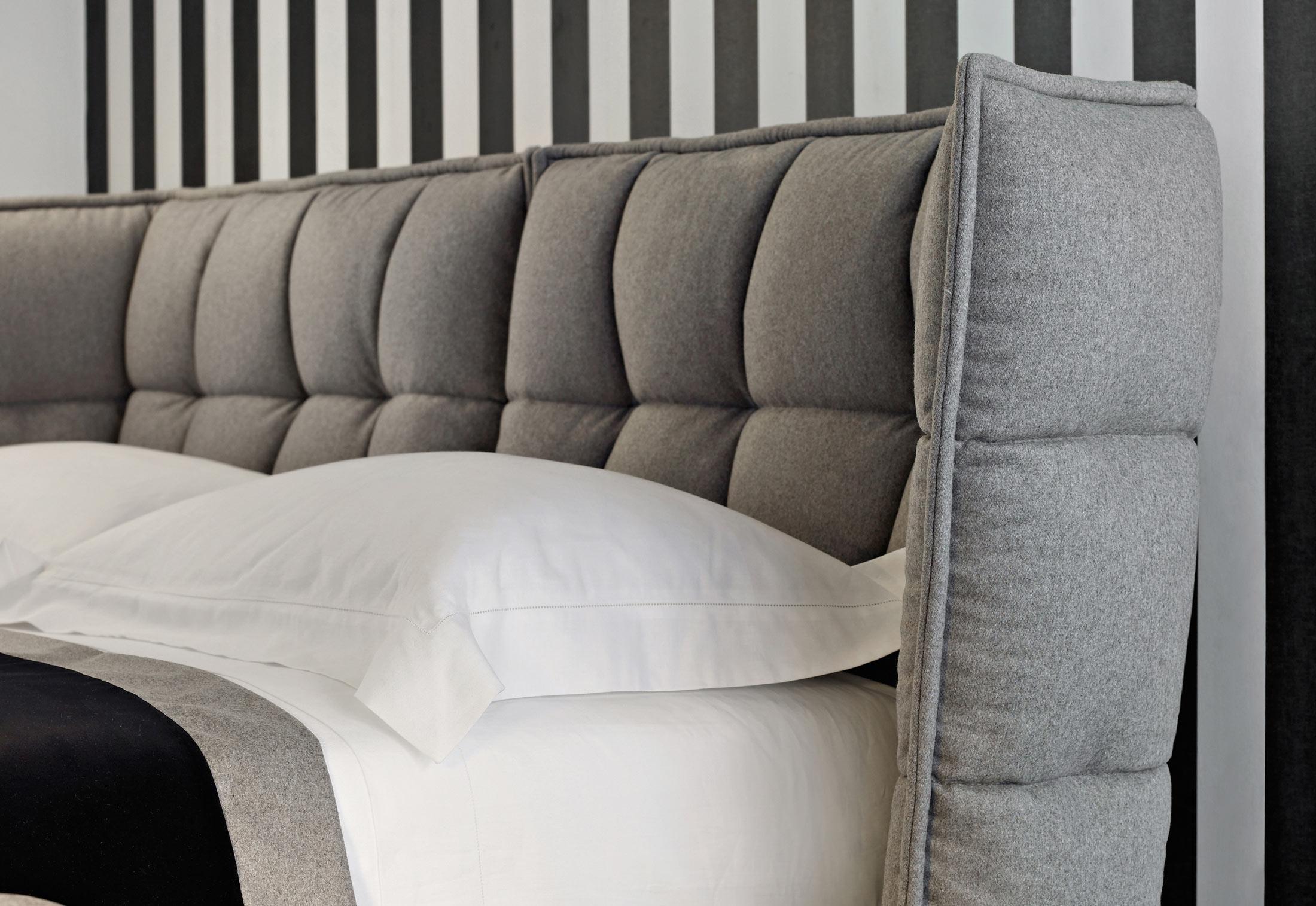 husk bett von b b italia stylepark. Black Bedroom Furniture Sets. Home Design Ideas