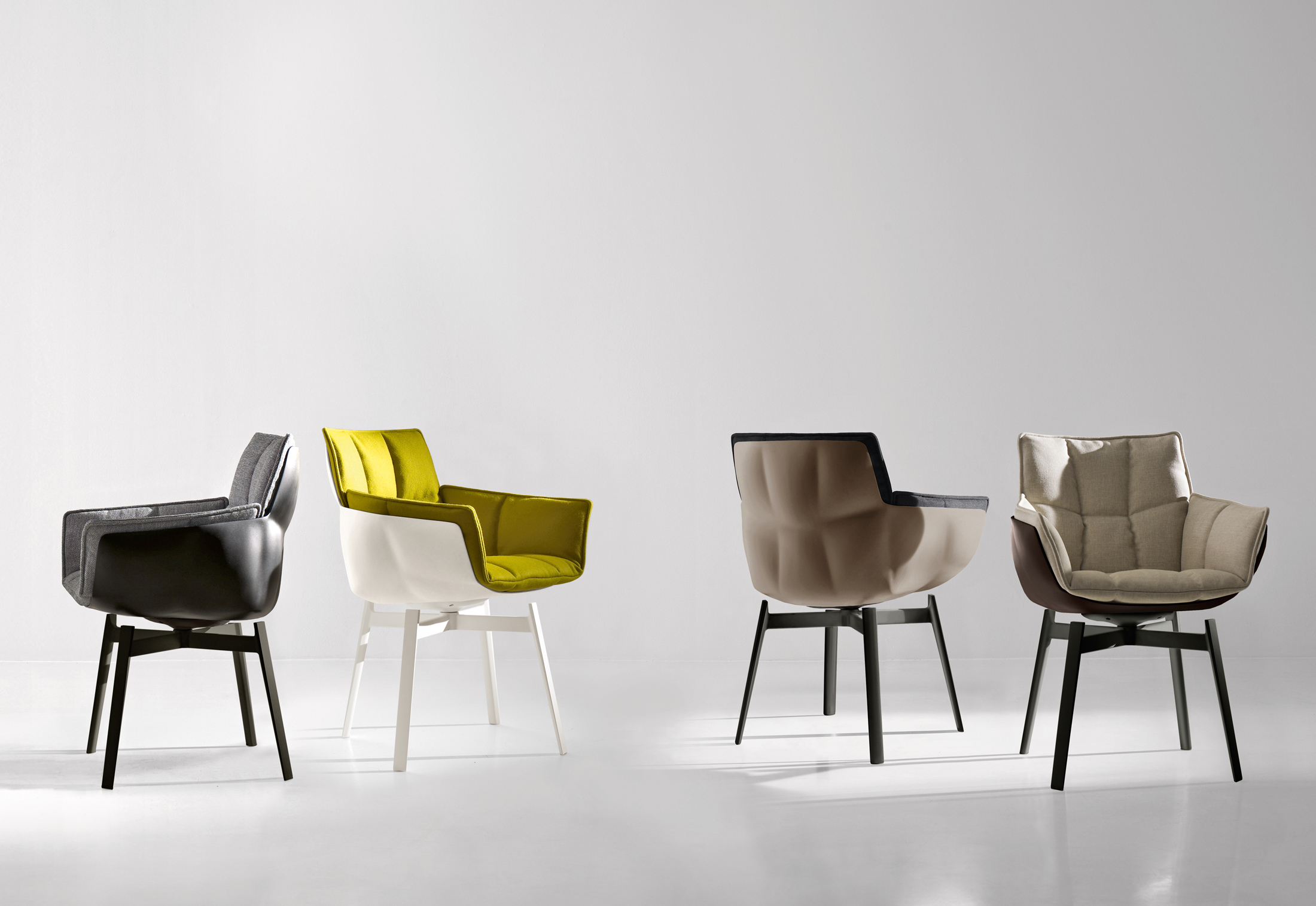 Husk Chair By B Amp B Italia Stylepark