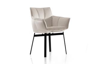 HUSK OUTDOOR Chair  by  B&B Italia