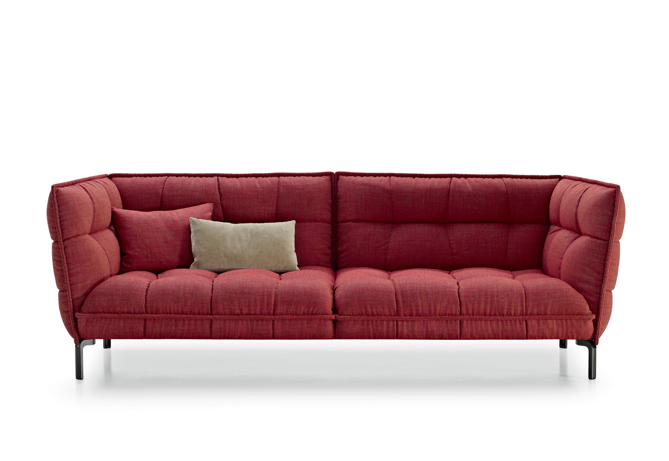 husk sofa by b b italia stylepark