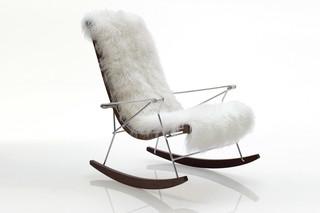 J.J. Rocking Chair  by  B&B Italia