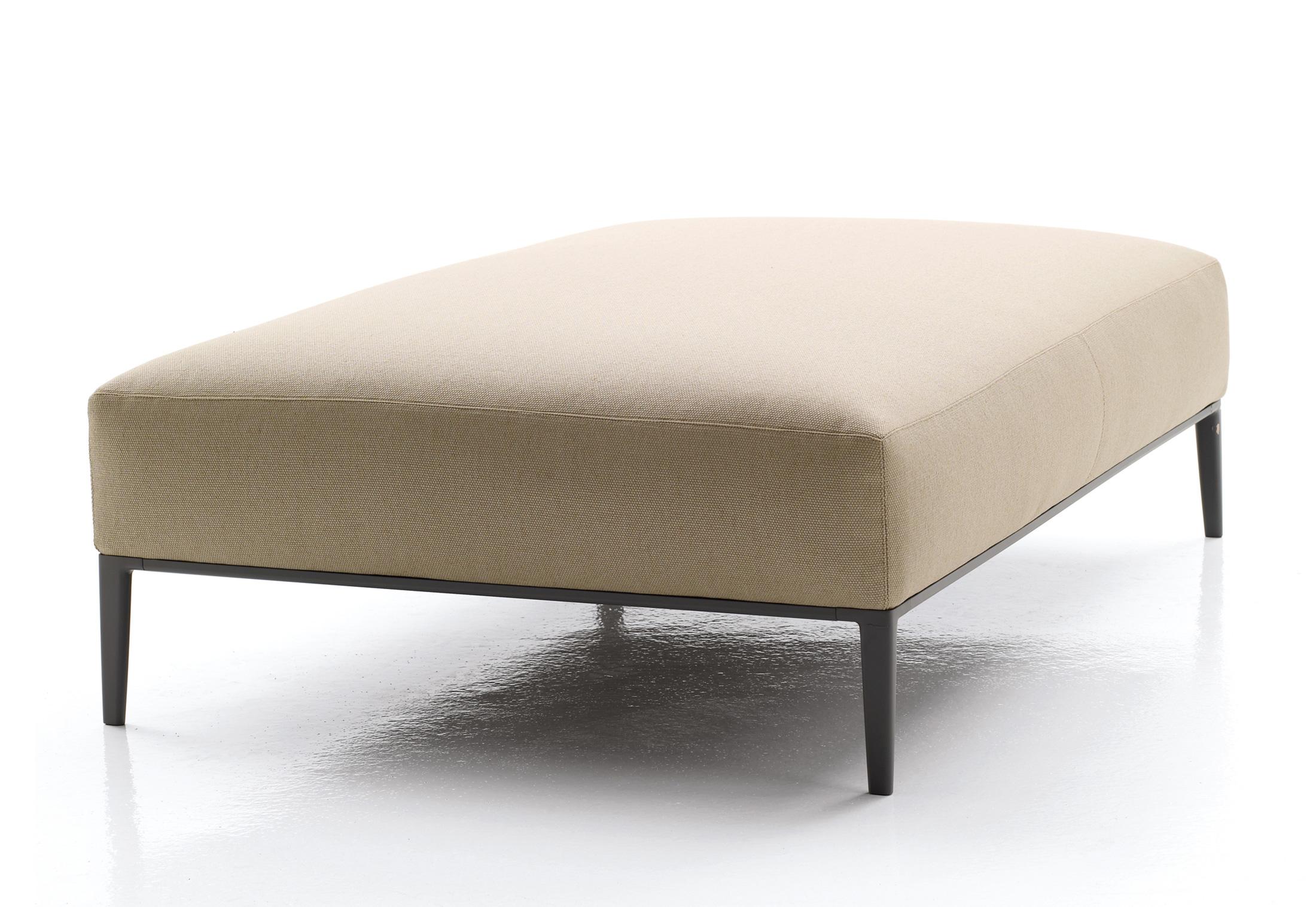 Excellent Jean Ottoman By Bb Italia Stylepark Creativecarmelina Interior Chair Design Creativecarmelinacom