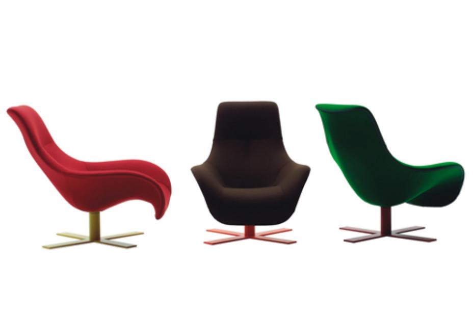 Mart Revolving Armchair By B Amp B Italia Stylepark