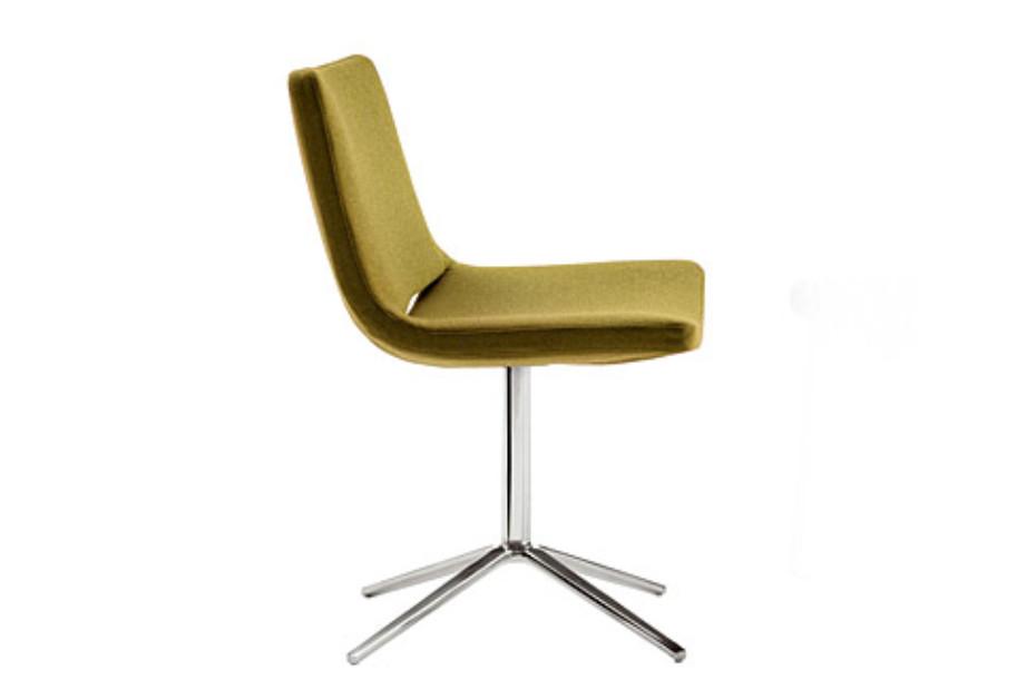 metropolitan stuhl mit kreuzfu von b b italia stylepark. Black Bedroom Furniture Sets. Home Design Ideas