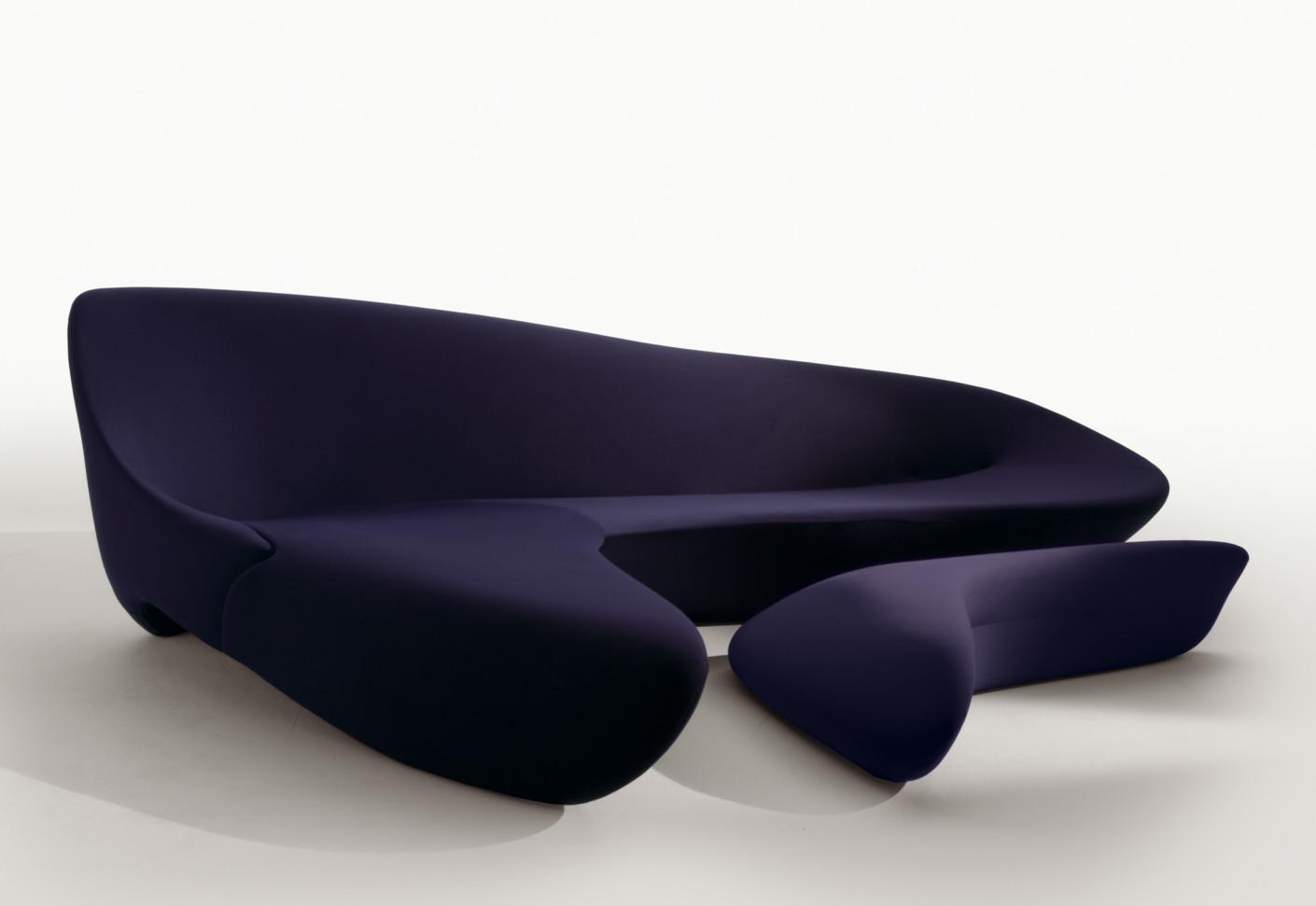 moon system by b b italia stylepark. Black Bedroom Furniture Sets. Home Design Ideas