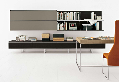 pab tv m bel von b b italia stylepark. Black Bedroom Furniture Sets. Home Design Ideas