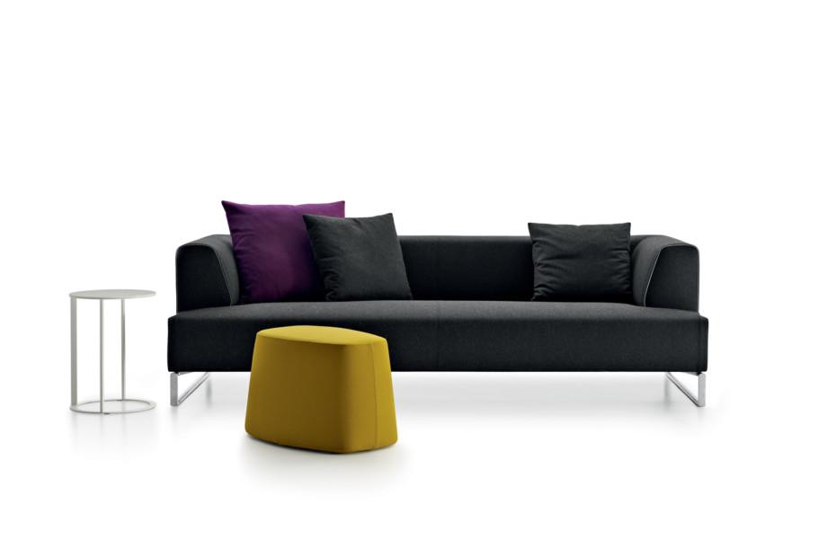 Solo 14 Sofa By B Amp B Italia Stylepark