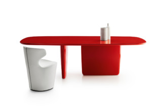 TOBI ISHI work table  by  B&B Italia