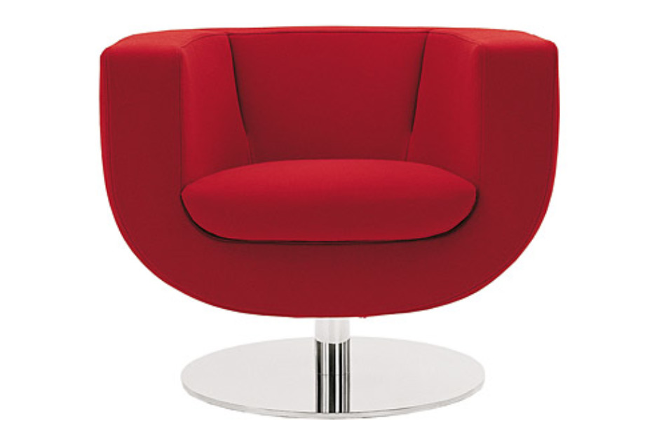 Tulip Swivel Chair By B Amp B Italia Stylepark