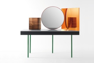 Chandlo dressing table  by  BD Barcelona Design