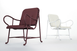 Gardenias armchair  by  BD Barcelona Design
