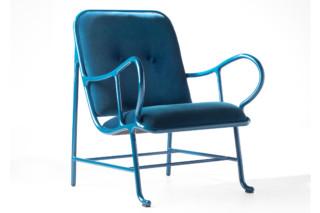 Gardenias Indoor armchair  by  BD Barcelona Design