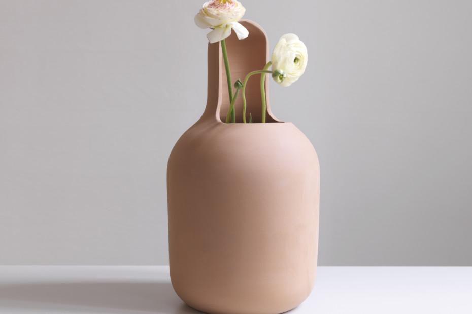 Gardenias Vase