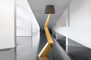 Lamp-sculpture Bracelli Black Label  by  BD Barcelona Design