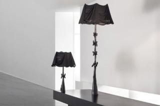 Lamp-sculpture Muletas Black Label  by  BD Barcelona Design