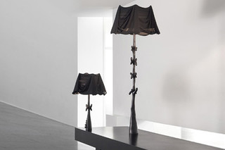 Lamp-sculpture Muletas Black Label  by  BD Barcelona Design