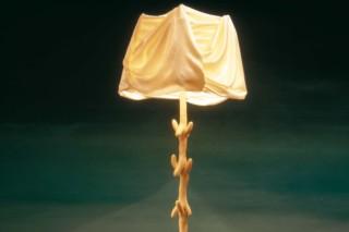 Lamp-sculpture Muletas  by  BD Barcelona Design