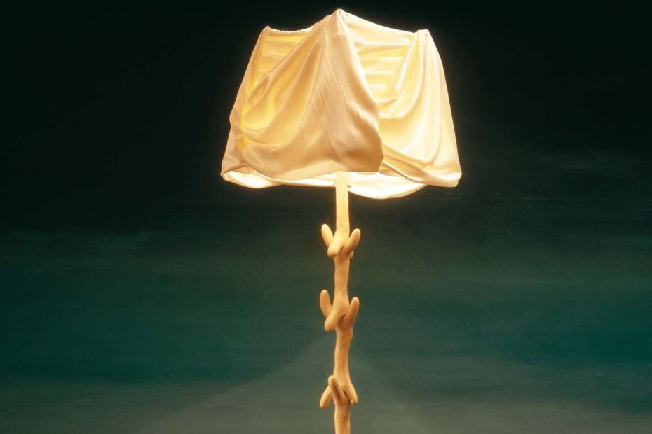 Lampen-Skulptur Muletas
