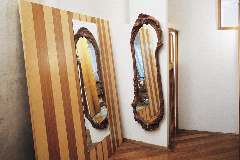 Mirror-sculpture Calvet