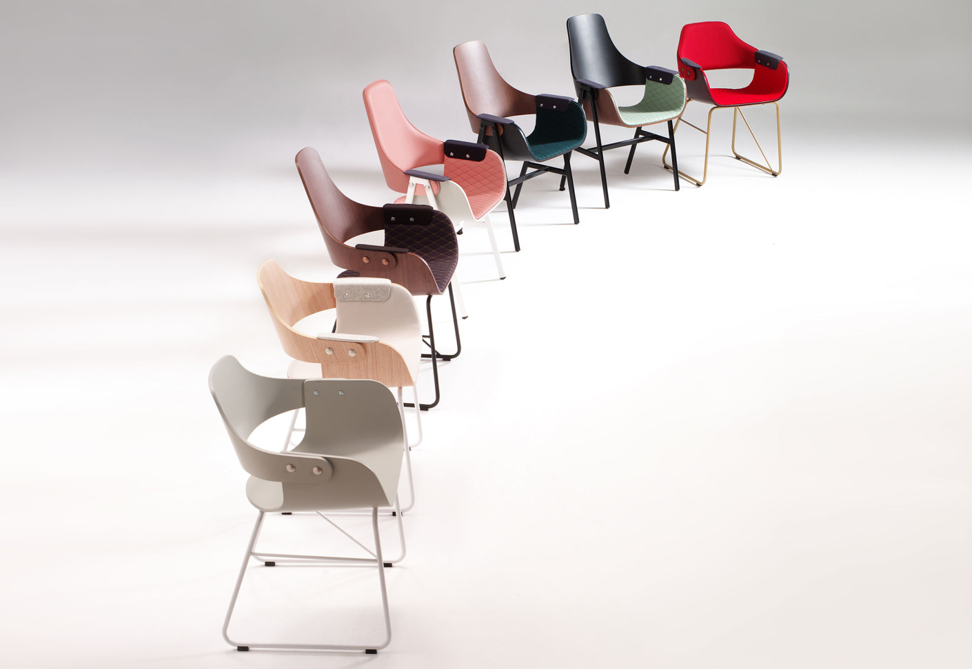 Showtime Chair By Bd Barcelona Design Stylepark